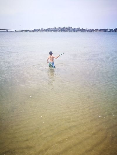 One Person Balance Outdoors Day Full Length Lake People Leisure Activity Weekend Activities Vacations Horizon Over Water Children Only Water Adventure Paddleboarding Sky Nature Easts Hensonpark Australia Nature Food Adult Oar One Boy Only