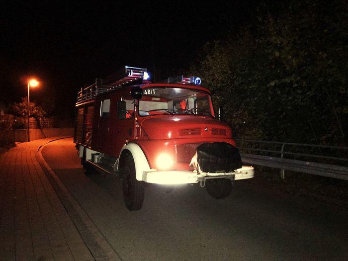 Firefighters In