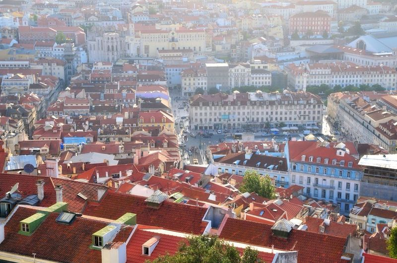 Red Roofs of