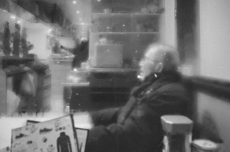 Blackandwhite Indoors  Lifestyles Monochrome Ricoh Gr Streetphotography Window