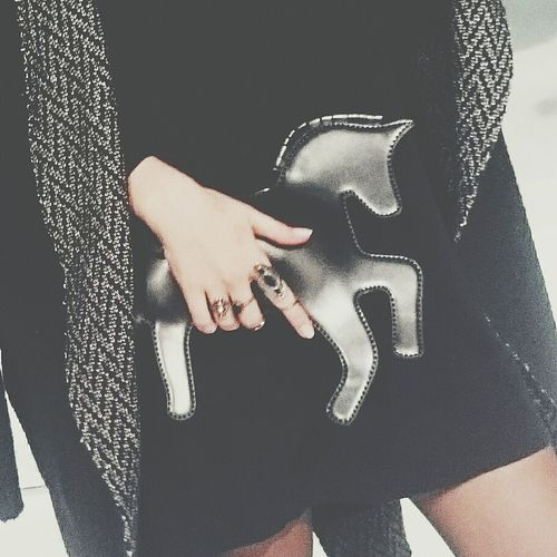 Unicorn Bag Fashion Photography Fashionista Fashion Style Stylish Human Hand Enjoying Life