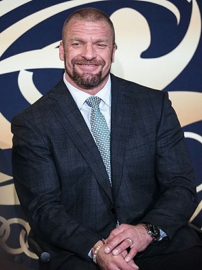 TripleH Internationalsportshalloffame Arnoldfitnessexpo Wwe Wrestling Wrestler Inductee
