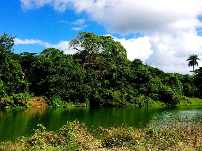 The Great Outdoors - 2016 EyeEm Awards River Chavon Dominican Republic