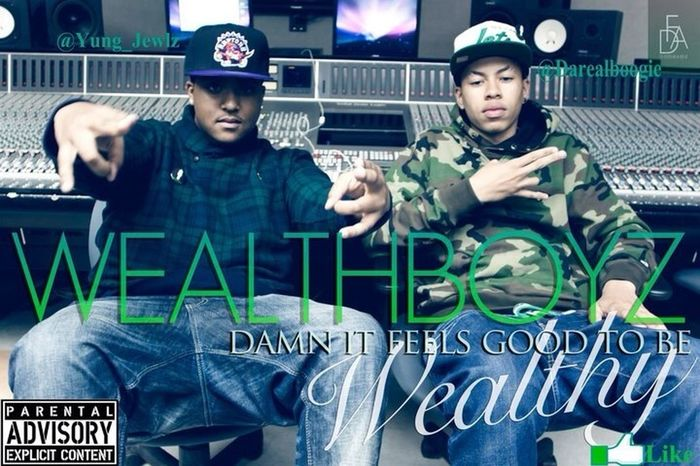 Search Wealth Boyz ! On Google! #Iamother!