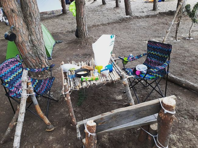#tunisia #camping #bushcraft #forest #breakfast Multi Colored