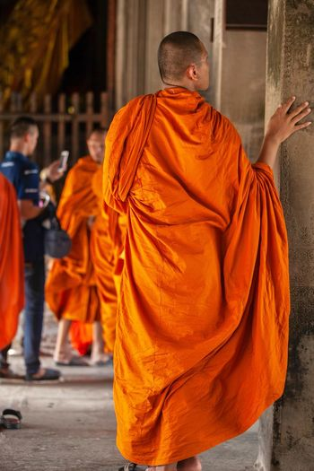 BUDDHISM IS LOVE The Portraitist - 2018 EyeEm Awards The Traveler - 2018 EyeEm Awards Architecture Belief Clothing Full Length Group Of People Orange Color Place Of Worship Rear View Religion Robe Spirituality Traditional Clothing The Portraitist - 2018 EyeEm Awards The Traveler - 2018 EyeEm Awards Architecture Belief Clothing Full Length Group Of People Orange Color Place Of Worship Rear View Religion Robe Spirituality Traditional Clothing My Best Travel Photo A New Perspective On Life Moments Of Happiness 2018 In One Photograph #NotYourCliche Love Letter