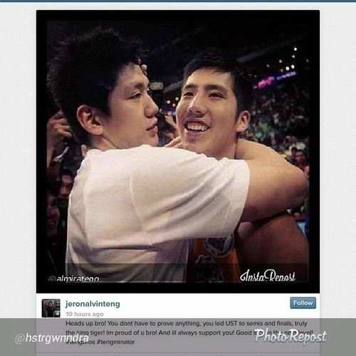 """By @hstrgwnndra """"This really made me cry! ? fudge, they're so sweet to each other. Ugh i love you both ? ? Tengbros Tengminator hi @SuperMarionnee"""" via @PhotoRepost_app I still feel the feels. Zomg."""