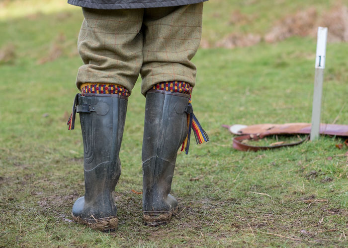 Wellington boots. Colourful Country Living Shooting Atire Shooting Boots Well-dressed Wellie Boots Wellies  Wellington Boots Country Life Country Lifestyle Hunter Wellies Shooting Tassles