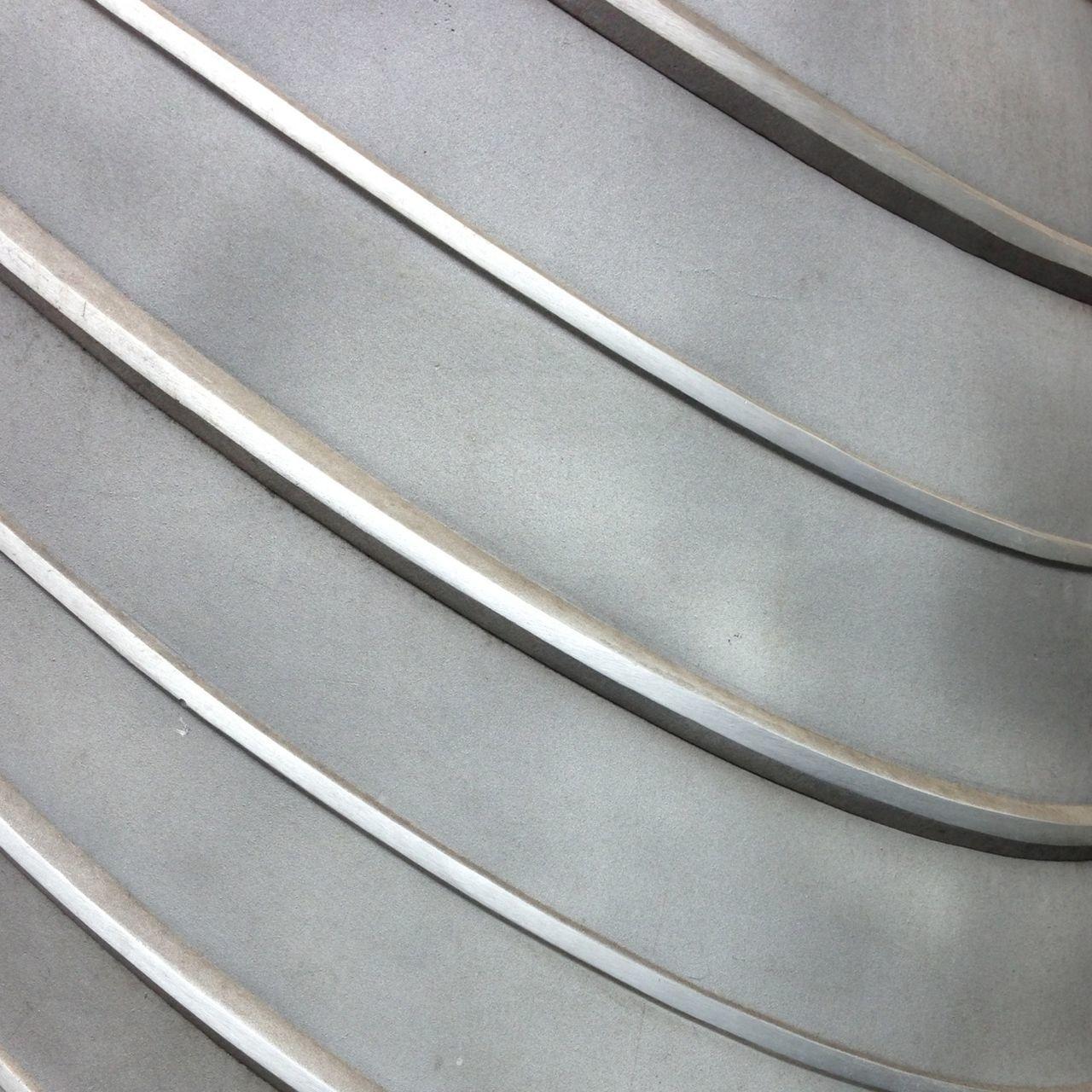 Close-up of detail design of metal