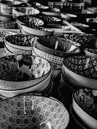 Fine bowls
