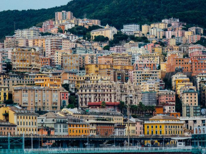 Genova Genova Architecture Cityscape Italianlandscape Italian Architecture City Italian City