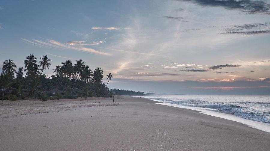 Matara SriLanka Beach Beachphotography Fujifilm Fujifilm_xseries Sand Srilankatravel Sunrise Sunrise_sunsets_aroundworld Tranquility Water