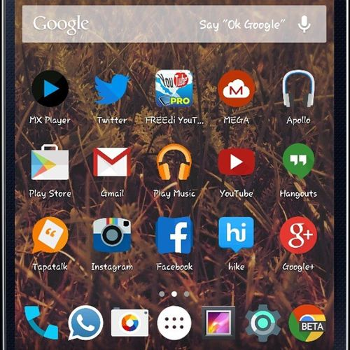 Pure Stock AndroidL Lollipop🍭🍭🍭