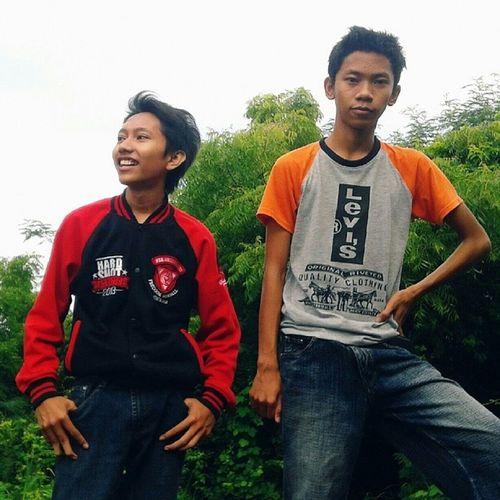 Para Ponakan Scenery Situbondo INDONESIA Edited photography mobilephotography wow_indonesia friend friendship