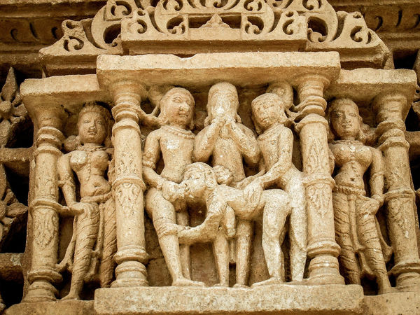 indian temple India Ancient Ancient Civilization Archaeology Architecture Art And Craft Bas Relief Building Exterior Built Structure Carving - Craft Product Day History No People Old Ruin Outdoors Place Of Worship Religion Sculpture Spirituality Temple The Past Tourism Travel Travel Destinations