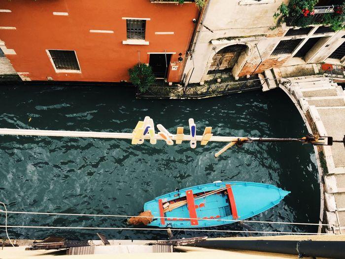 Boat Venice,