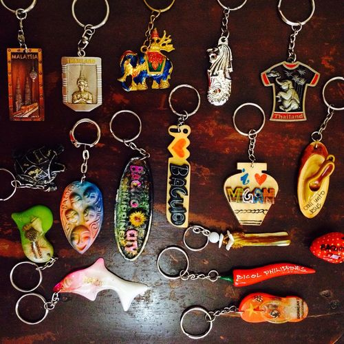 Keychain Souvenier more keychains to come😍😍😍
