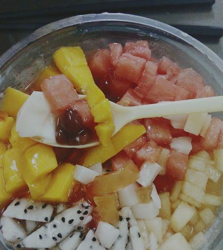 Ready-to-eat Fruit Food Healthy Eating Relax