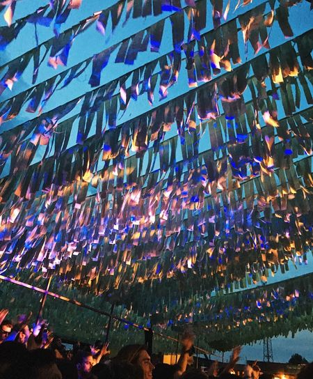Decoration Lights Club Party - Social Event Party Harbour Hafen49 Multi Colored Decoration Hanging No People Large Group Of Objects Low Angle View Abundance Night Celebration Nature Outdoors Illuminated Lighting Equipment Architecture Side By Side Built Structure Pattern Full Frame Backgrounds Festival