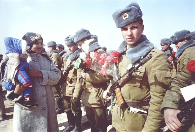 Afghanistan Soldiers Russian Soldiers Russians