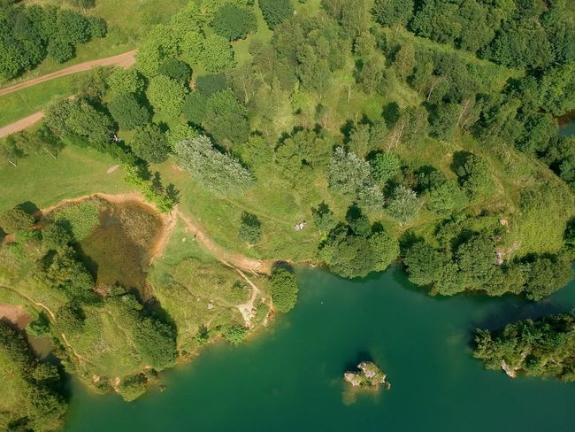 From the air DJI X Eyeem Green Green Green!  Lake Djiphotography Dji Spark EyeEm EyeEm Nature Lover EyeEm Gallery EyeEm Selects Water High Angle View Green Color Nature Aerial View Day No People The Great Outdoors - 2018 EyeEm Awards