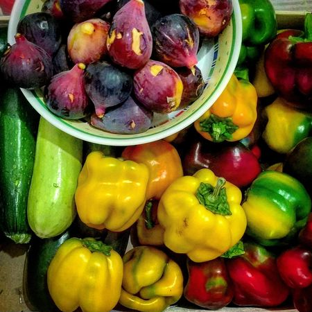 Healthy Eating Vegetable Freshness Food And Drink Variation Food Fruit Directly Above Large Group Of Objects Multi Colored No People Indoors  Healthy Lifestyle Day Close-up
