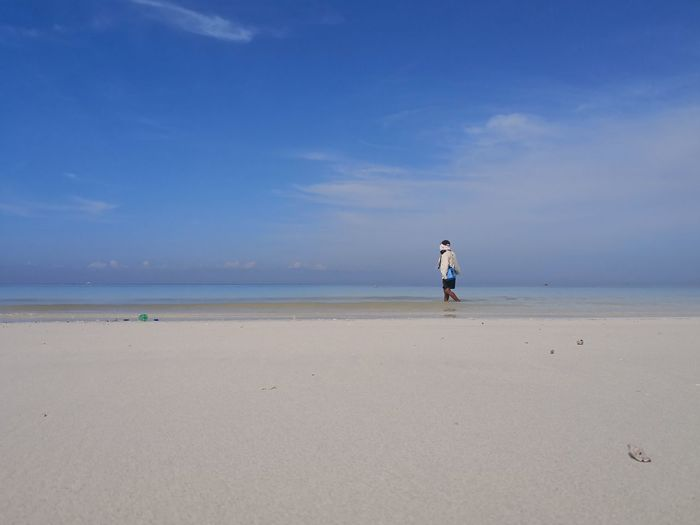 Beach Whitesand