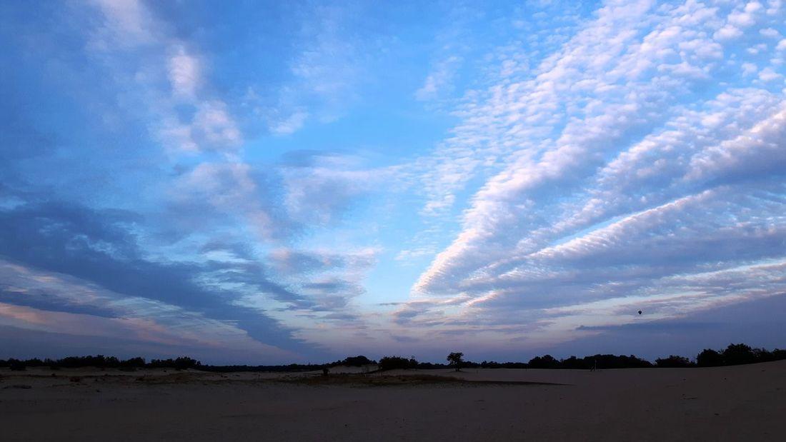 Water Blue Sunset Dramatic Sky Sky Landscape Cloud - Sky
