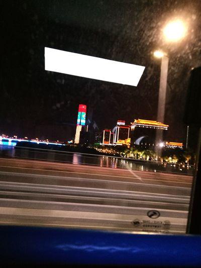 厦门的夜景