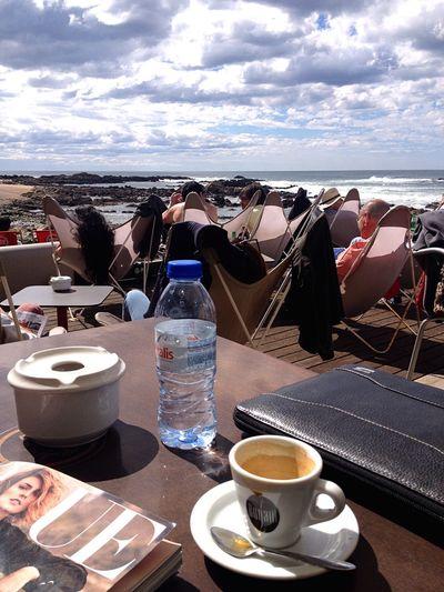 Bom dia Seaside EyeEm Porto Porto Hanging Out Beach
