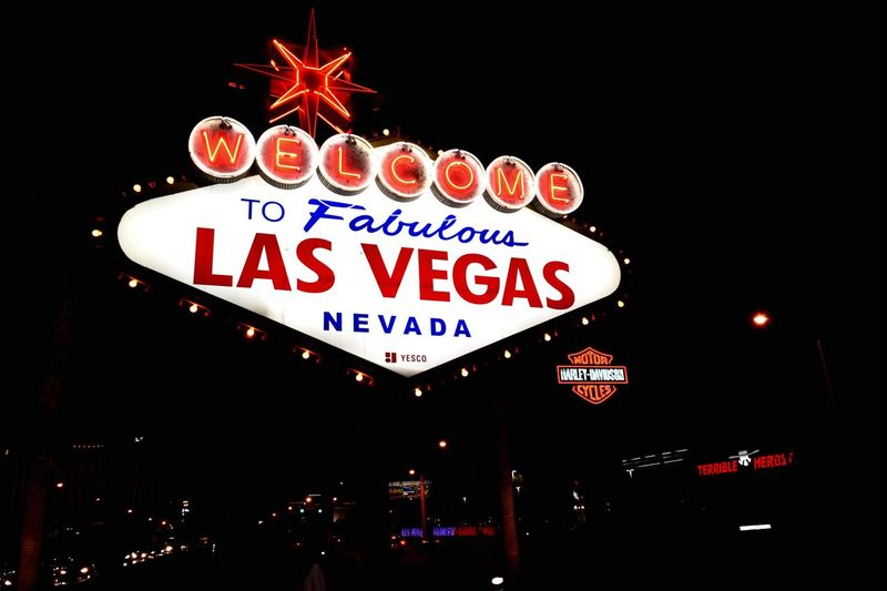 Viva Las Vegas Fabulouslasvegas Sign