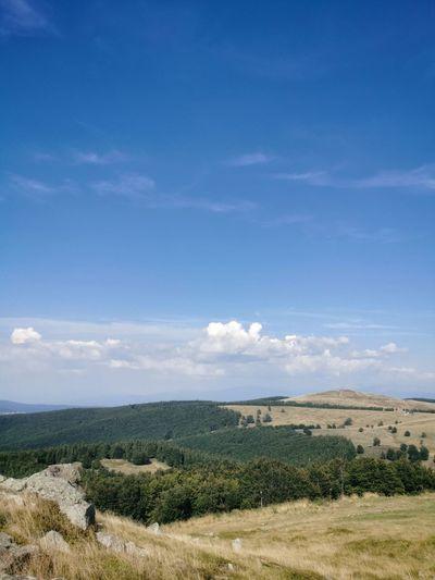 Semenic view