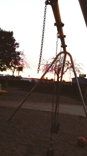 Sunset Swing