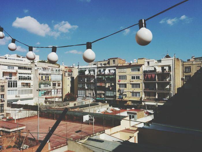 Barcelona is also beautiful inside. Bcn Barna Patio Barcelona, Spain