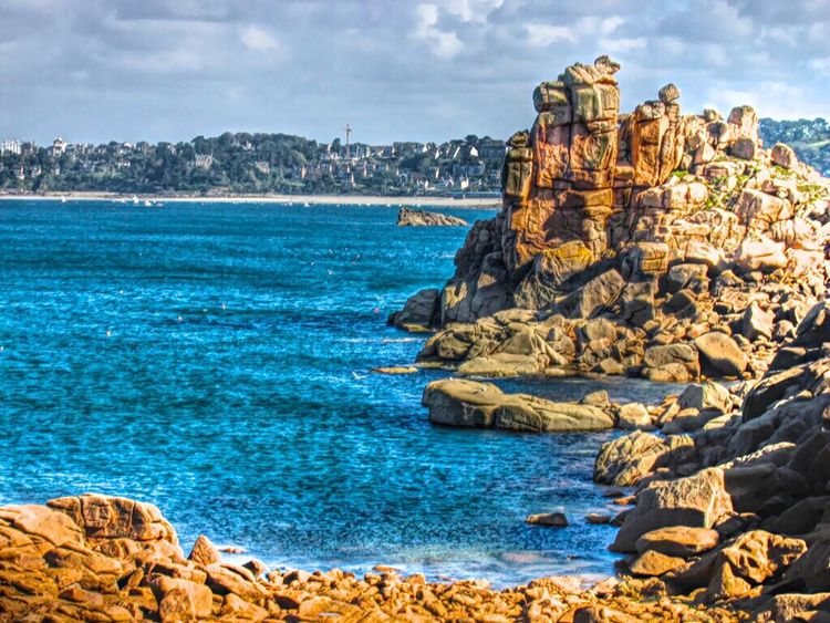 Côte D'Opale France Landscape Landscape_photography Sea Sea And Sky Check This Out seaside Colours What I Value