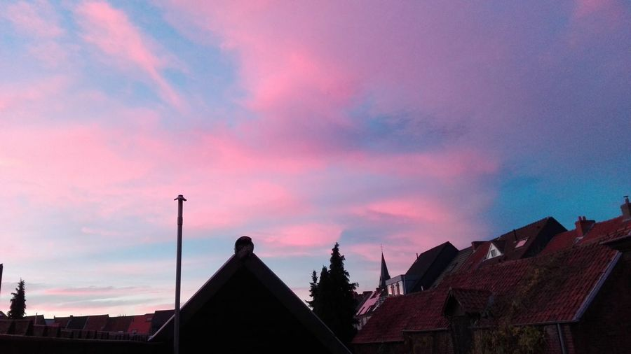 Cloud - Sky Sky Belgium♡ First Eyeem Photo