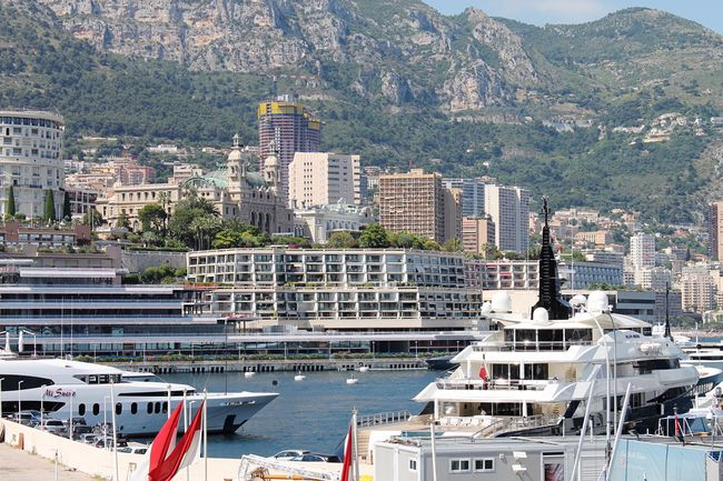 City Architecture Building Exterior Nautical Vessel Cityscape Water Outdoors Built Structure Urban Skyline Tree No People Yacht Day Montecarlo Monaco_Principaty Frainf