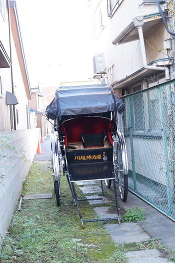 佇まいがなんとも~ 出番待ちですな。 Japan Japanese Culture 人力車 川越
