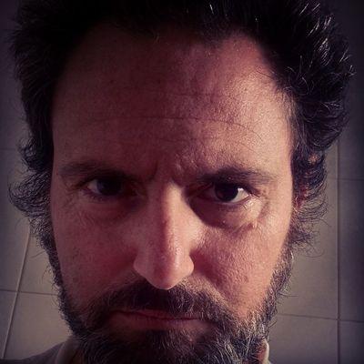 Wolverine's son Run Runner Nikeplus Afterunning Beard