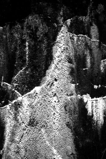 Surface of old concrete tank traps Abstract Background Concrete Crystallisation Fine Art Nature No People Old Rock Surface Texture Water