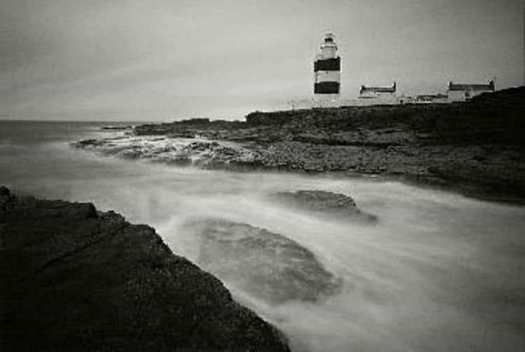 The Hook | Wexford Thehook Lighthouse Ireland Landscape Blackandwhite B &w Hookhead Wexford Longexposure
