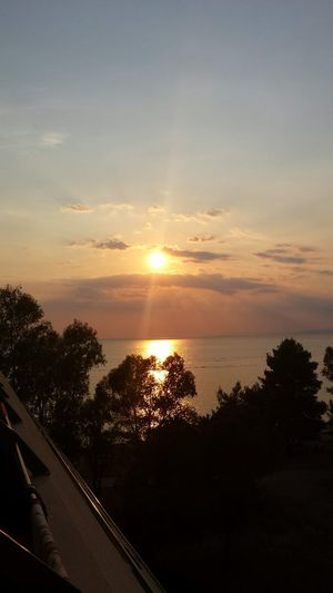 Sunset Sunset_collection Grecia Greece Portocarras Perspectives On Nature
