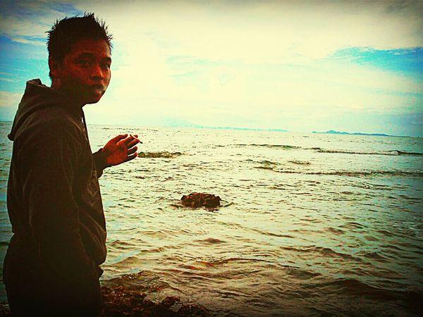 Me On The Sea
