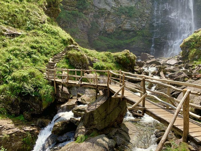 The goat bridg