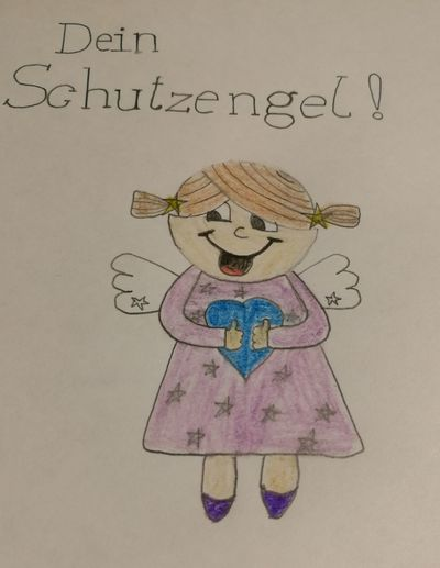 Picture Of The Day From My Daughter For My