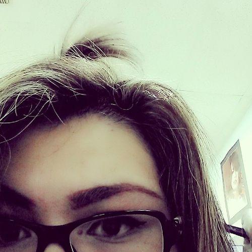 Getting my hair did! Hairdid Roots Houston MyEyebrowsLookGoodThough lmao