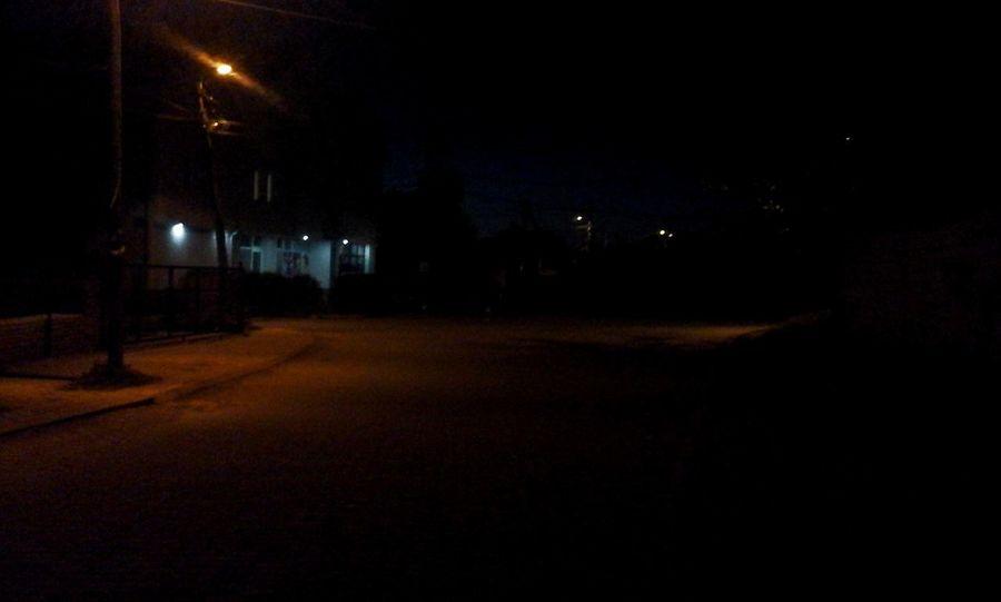 Night Illuminated Dark Street Light No People Outdoors City The Street Photographer - 2017 EyeEm Awards