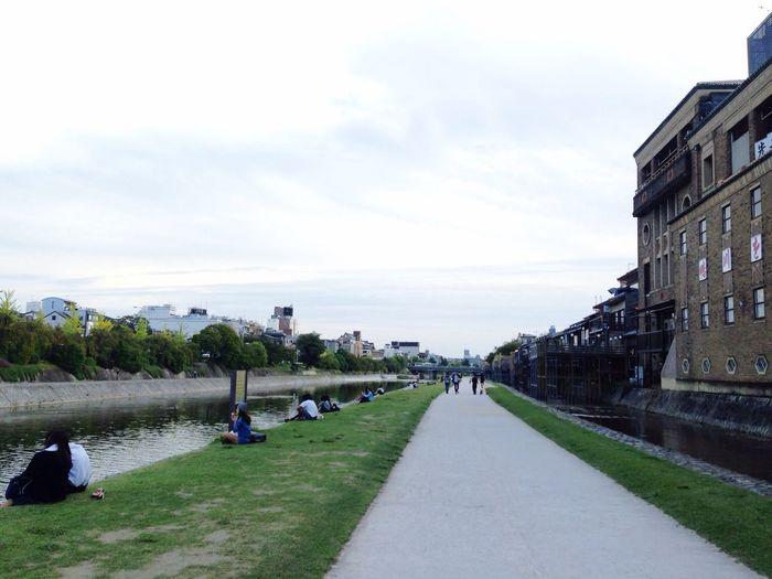 Kyoto Walking Around Water_collection