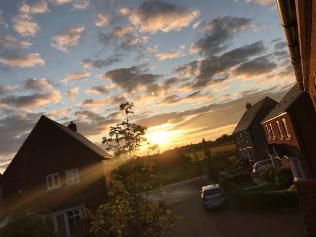 Sunrise Sky Clouds MobileSky EyeEm Ready