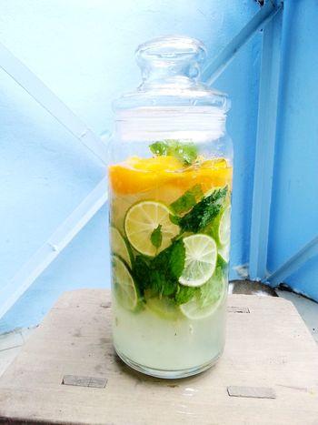 Mojito Lemon Cold Juce
